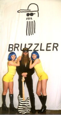 Liveband / Coverband BRUZZLER, ZZ Top Tribute
